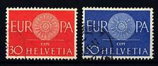 SWITZERLAND - SVIZZERA - 1960 - Europa -