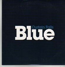 (AO443) Blue, Curtain Falls - DJ CD