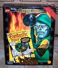 """DOCTOR DOOM Famous Covers 8 """" figure mib Marvel Toybiz"""