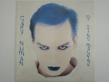 "GARY NUMAN my dying machine 1984 UK 12"" VINYL single"