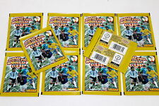 Panini road to fifa world cup 2002 - 10 pochettes packets sobres bustine