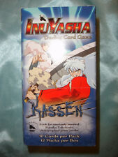 Inuyasha Kassen Tcg/Ccg Sealed Booster Box (12 packs of cards)