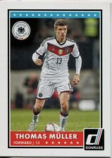 Donruss SOCCER 2015 var. base CARD # 41 THOMAS MULLER