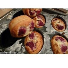 8 FRIAND AUSTRALIAN OVAL CUPCAKE PAN CAKE TIN SILICONE MOULD BAKEWARE MOLD