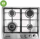 """24"""" inches Gas Cooktop Tempered Glass Built in Gas Stove 4 Burners Gas Stoves  photo"""