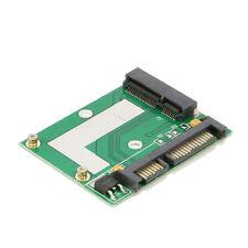 mSATA to SATA Adapter Card for Mini PCIe mSATA SSD Converter Module Board