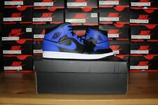 2021 Nike Air Jordan 1 Mid Royal Blue MENS- 554724-077 - Brand new FAST SHIPPING