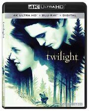 TWILIGHT  (4K ULTRA HD ) - Blu Ray -Region free