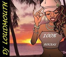 100%  ROCKAS  REGGAE & LOVERS ROCK MIX  CD PART 1