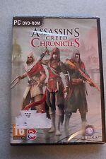 Assassins Creed Chronicles PC DVD POLISH