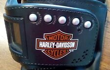 HARLEY-DAVIDSON 2001 HANDHELD GAME GLOVE RADICA IN GREAT CONDITION FREE SHIPPING
