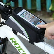 Waterproof Bicycle Cycling Bike Frame Front Tube Cellphone Mobile Phone Bag New