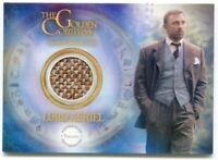 Golden Compass Daniel Craig Lord Asriel Piecework Costume Card PW1 Inkworks 2007