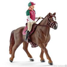 *NEW* SCHLEICH 42288 Eventing Horse & Rider - Equine Riding Set