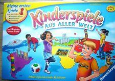 """Ravensburger 21441 - """"Kinderspiele aus aller Welt"""" +neu und ovp++"""