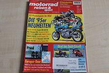 164813) Kawasaki Estrella im TEST - Motorrad Reisen Sport 07/1994