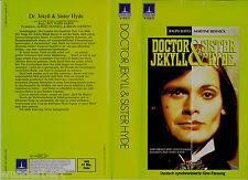 VHS -- Doctor JEKYLL & Sister HYDE -- (1971) -- Ralph Bates - Martine Beswick