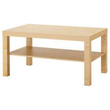 IKEA LACK Couchtisch 90x55cm Birkenachbildung Beistelltisch Wohnzimmertisch