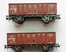 ECHELLE HO 2 WAGONS TOMBEREAU ROCO SNCF EUROPE  REFERENCE 4311D