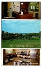 1950s/60s The Newfield House Convalescent Home, Plymouth, MA Postcard
