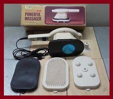 Shoulder Massager Hand Held Vibrate Massage Device Made in Japan Best Result g56