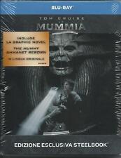 La Mummia (2017) s.e. Blu Ray metal box
