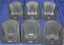 Lot of 6 Symbol Technologies CRD-1800-1000S Barcode Scanner Cradles