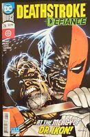 DEATHSTROKE #26a Defiance (2018 DC Universe Comics) ~ VF/NM Book