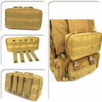 Hunting Storage Gear Molle Pouch Tactical Airsoft Vest Sundries Magazine Bag