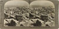 LIBAN Beyrouth, Photo Stereo Vintage Argentique PL62L12