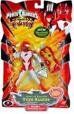 "Power Rangers Jungle Fury Master TIGER 5"" Ranger New Factory Sealed 2007"