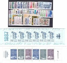 TIMBRES  ANNEE  COMPLETE  FRANCE NEUF  LUXE  1987 +++