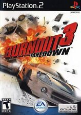 Burnout 3: Takedown - Playstation 2 Game Complete