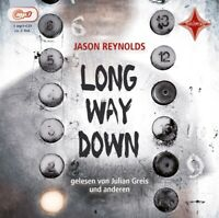 LONG WAY DOWN - REYNOLDS,JASON   MP3 CD NEW