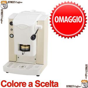 MACCHINA CAFFE FABER SLOT PLAST 2019 CIALDE ESE CARTA 44MM + OMAGGIO