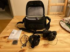 Sony Alpha α6000 Digital Slr Camera with E Pz 16-50mm f/3.5 Lens and camera bag