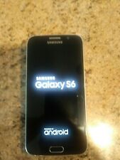 Samsung Galaxy S6 SM-G920T - 32 GB - Black Sapphire (Unlocked) Smartphone