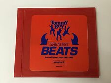 Tommy Boy - Greatest Beats - The First Fifteen Years 1981-1996 (CD)