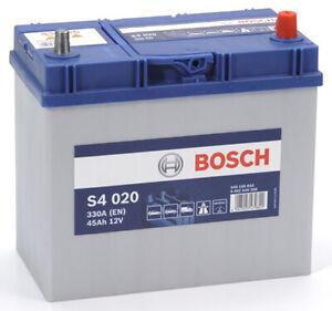 Bosch S4020 Batterie de Voiture 45A/h-330A