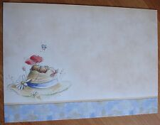 Hat CC Everyday in Moonbeam Meadow Luxury Printed Card (ASCC1018)