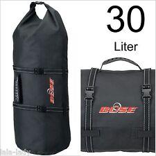BÜSE Gepäckrolle schwarz WASSERDICHT Seesack Motorrad Outdoor Camping 30 Liter