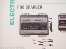 BATTERY CHARGER DUAL PRO 652 PS2 2 BANK 30AMP 15A PER BANK PRO CHARGING SYSTEMS