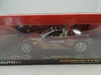 1:18 AUTOART - Chevrolet Corvette Indianapolis 500 Pacecar 2002 des 50 ans ann.
