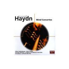 Hermann Baumann - Haydn: Wind Concertos - Hermann Baumann CD AAVG The Fast Free