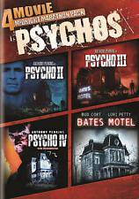4 MOVIE MIDNIGHT MARATHON PACK: PSYCHOS (NEW DVD)