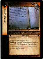 kaartspellen Verzamelingen LoTR TCG FoTR Fellowship Of The Ring Breeland Forest FOIL 1U329