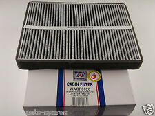 FORD TERRITORY CABIN,POLLEN FILTER SUITS ALL 6CYL PETROL & V6 T'DIESEL 2004 ON