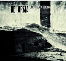 De Arma - Lost, Alien & Forlorn CD 2013 digi post rock black metal Fen Lonndom