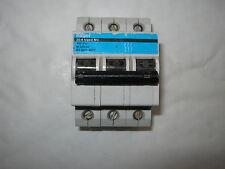 HAGER 20 Amp TYPE M32045 2 m³ BS 3871 Pole MCB Disjoncteur