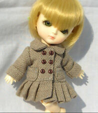 Lati Yellow Doll Outfit Grey Coat
